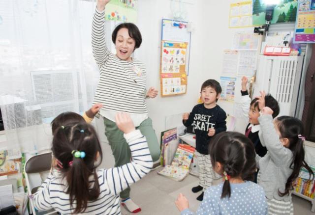 ベネッセの英語教室 BE studio ホーム校(ネッツトヨタ石川白山教室)の画像・写真