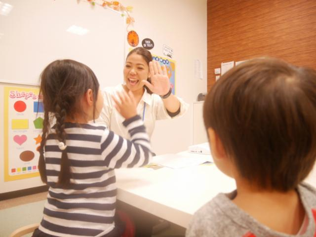 こども英語教室 BE studio ビバモール蕨錦町プラザの画像・写真