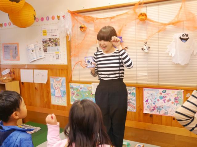 ベネッセのこども英語教室 BE studio イトーヨーカドー甲府昭和プラザの画像・写真